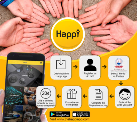 happi app ưng dung gay quy tu thien